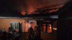 Kebakaran Rumah di Kota Batu yang Tewaskan 4 Penghuni Diduga Karena Lilin