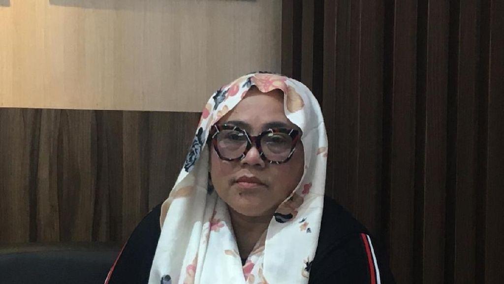 Sudah Legawa Ditahan, Berat Badan Nunung Naik 9 Kg