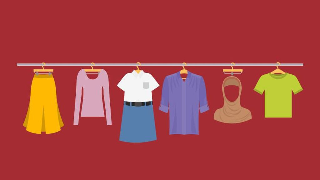 Pelecehan Seksual Tak Pandang Baju