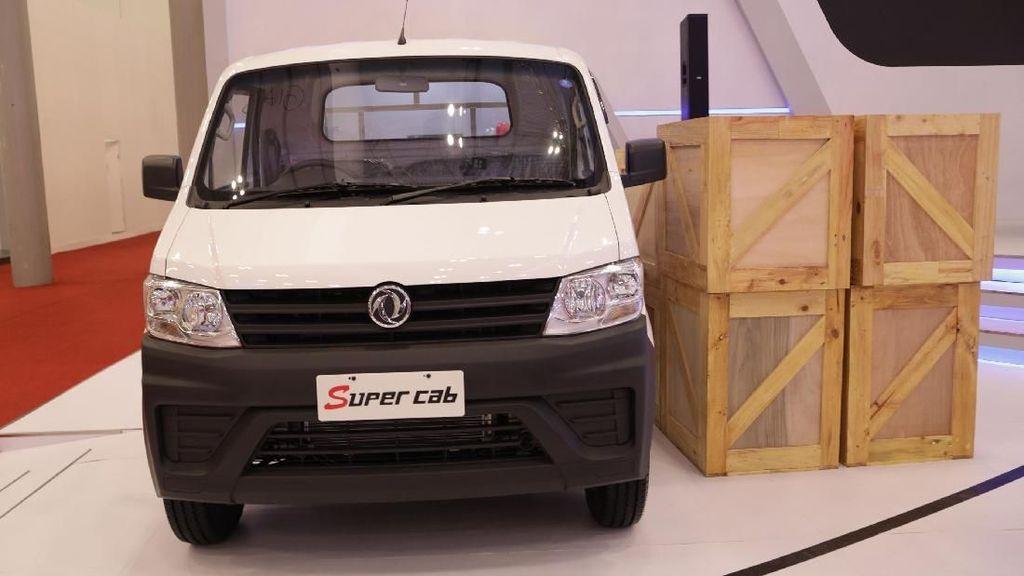 Pick-up DFSK Super Cab Diklaim Irit Bahan Bakar