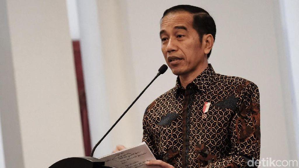 Jokowi Bertemu Pangeran Abu Dhabi, Ada Proyek Besar yang Diteken
