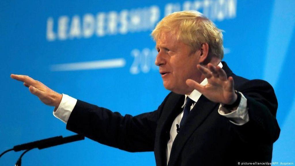 Mantan Menlu Boris Johnson Terpilih Jadi Perdana Menteri Baru Inggris