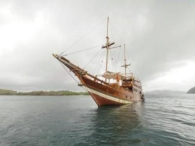 Mari Mengenal Kapal tanpa Paku dari Bugis: Pinisi