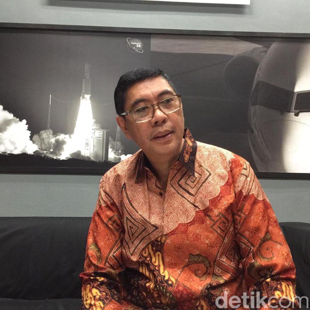 Roy Maningkas Mundur dari Komisaris Krakatau Steel
