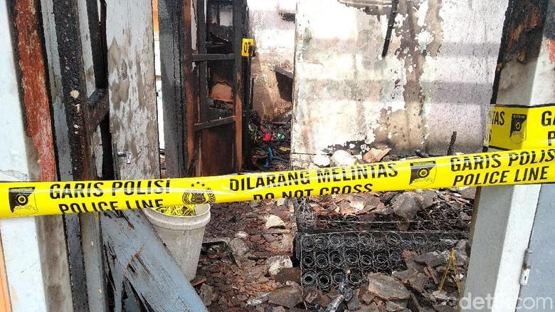 4 Bocah Tewas dalam Kebakaran di Kota Batu Ditemukan Terpisah