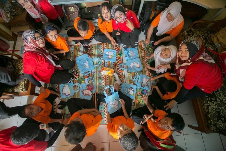 Pertamina Wujudkan Mimpi Anak Berkebutuhan Khusus di Sekolah Ini
