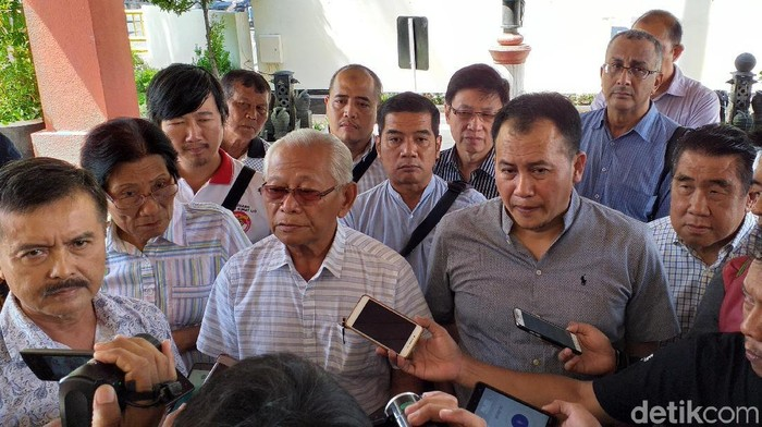 Persatuan Pemegang Tanah Surat Ijo Surabaya (P2TSIS)/Foto: Amir Baihaqi