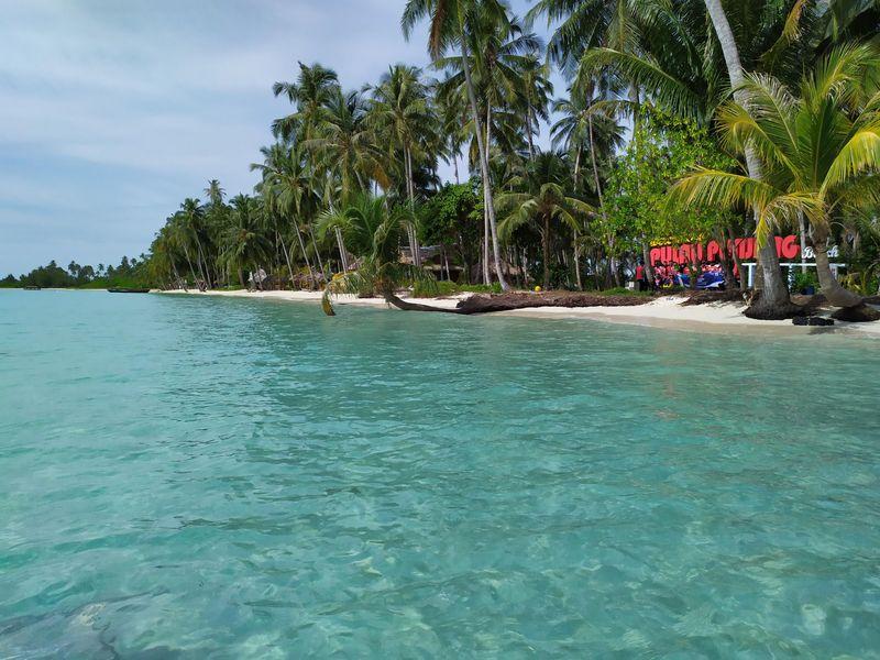 Pulau Panjang dan Pulau Palambak masih masuk dalam wilayah Kecamatan Pulau Banyak. Memulai petualangan di pulau ini bisa dimulai dari naik kapal di Pulau Balai. (Agus Setyadi/detikcom)