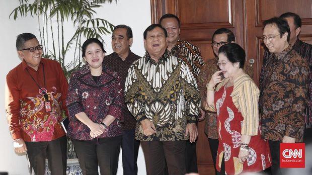 Dilema Jokowi, Antara Koalisi dan Rekonsiliasi