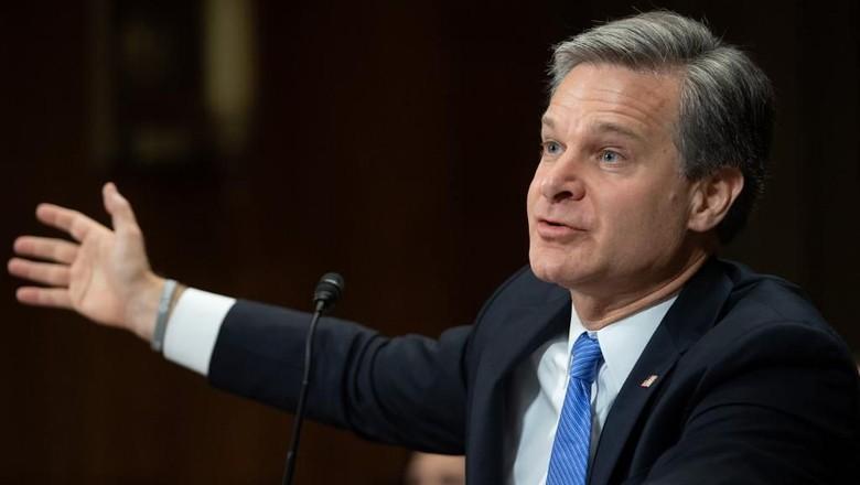 Direktur FBI Sebut Rusia Masih Berupaya Intervensi Pemilu AS