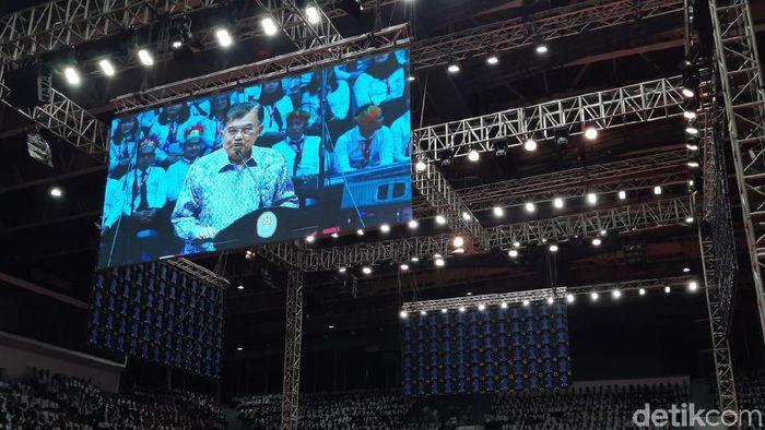 Wakil Presiden Jusuf Kalla (JK)/Foto: Achmad Dwi Affriyadi