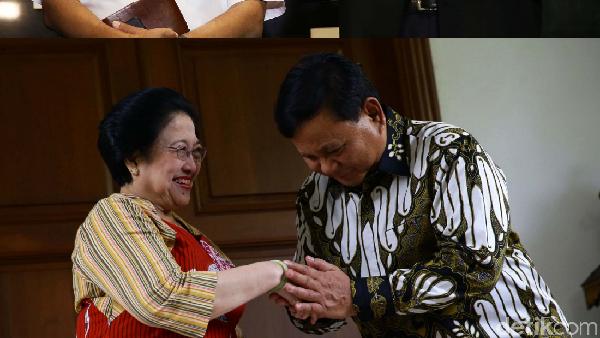 Manuver Surya Paloh di Tengah Kemesraan Megawati-Prabowo