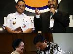 Pertemuan Paloh-Anies Barengan dengan Mega-Prabowo, Ada Kaitannya?