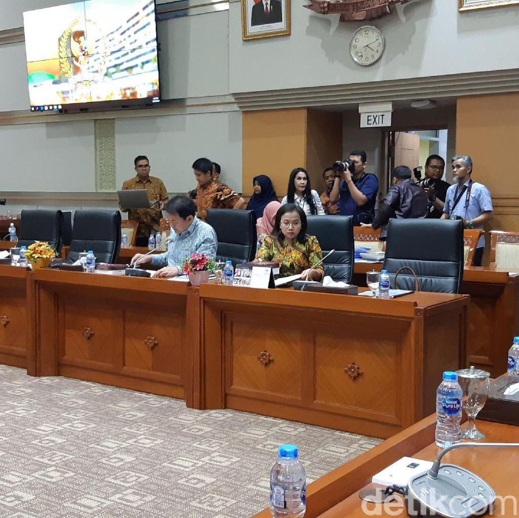 Komisi III-Menkum HAM Rapat Bahas Pertimbangan Amnesti Baiq Nuril