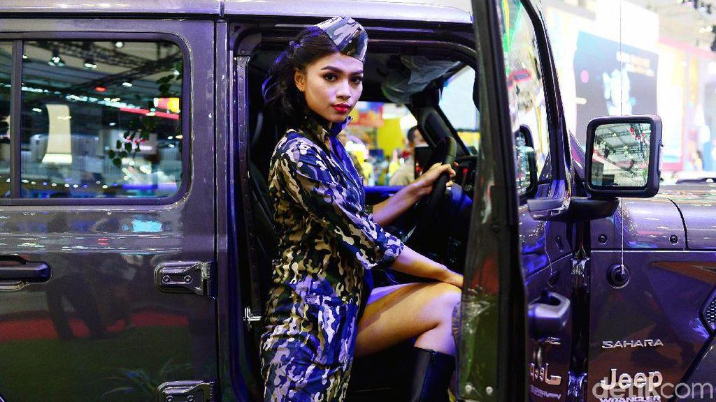 Penggemar Mobil Amerika Bisa Lari ke Jeep Setelah Chevrolet Cabut