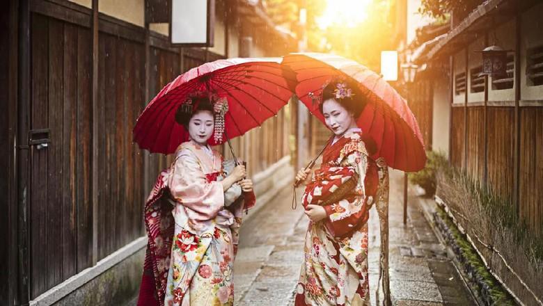 Geisha di Kyoto, Jepang (iStock)