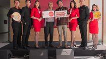 Tampilkan Wajah Baru, AirAsia Tunjuk Gamaliel Jadi Brand Ambassador