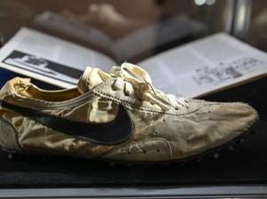 Nike Moon Shoe Laku Rp 6,6 M, Jadi Sneakers Termahal yang Pernah Dilelang