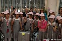 Baik Hati, Jutawan Hong Kong Sumbang Rp 1,6 M Biayai Trip Murid ke Jepang