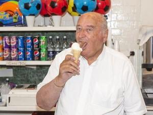 70 Tahun Jualan Es Krim, Kakek 86 Tahun Ini Ungkap Rasa Terenak