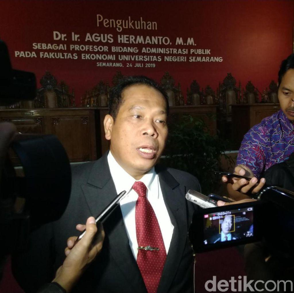 Rektor Unnes Soal Rencana Rektor Impor: Shock Therapy untuk PTN