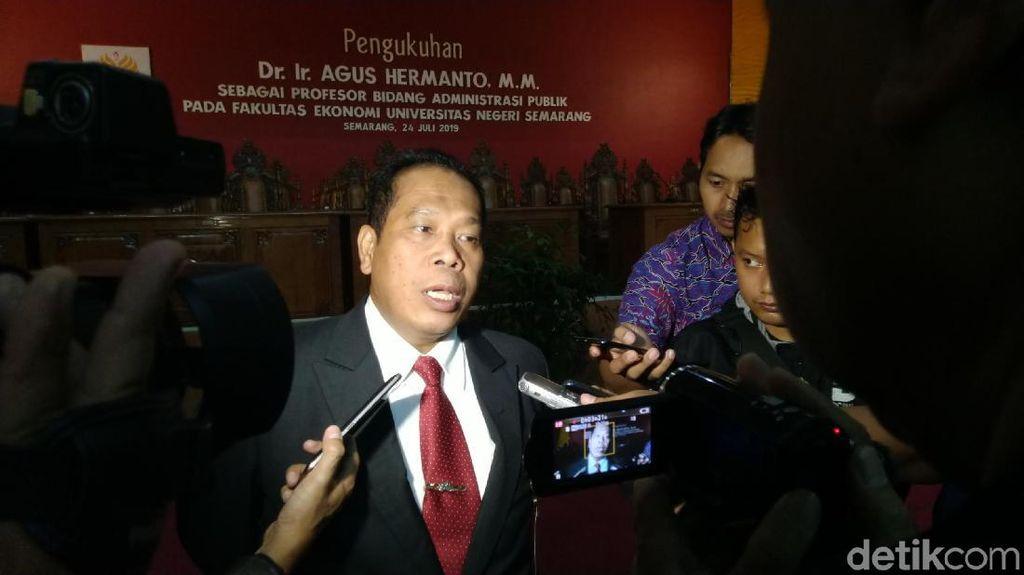 Dugaan Plagiat Rektor Unnes, UGM: Tunggu Rekomendasi Dewan Kehormatan