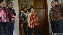 Megawati Jelaskan Penyebab Absen di Pertemuan Ketum Parpol Pro Jokowi