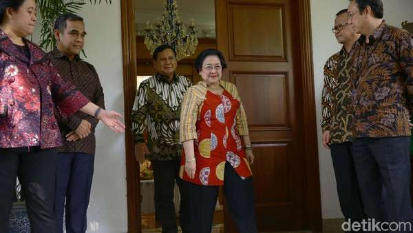 Megawati Jelaskan Penyebab Absen di Pertemuan Ketum Parpol Pro-Jokowi