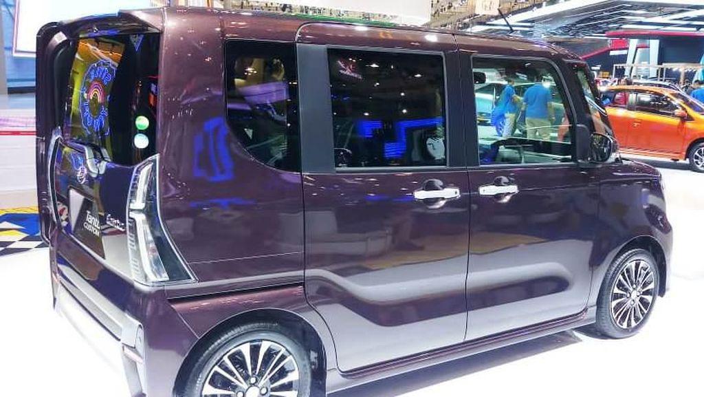 Daihatsu Ogah Jual Mobil Mungil Khas Jepang di RI