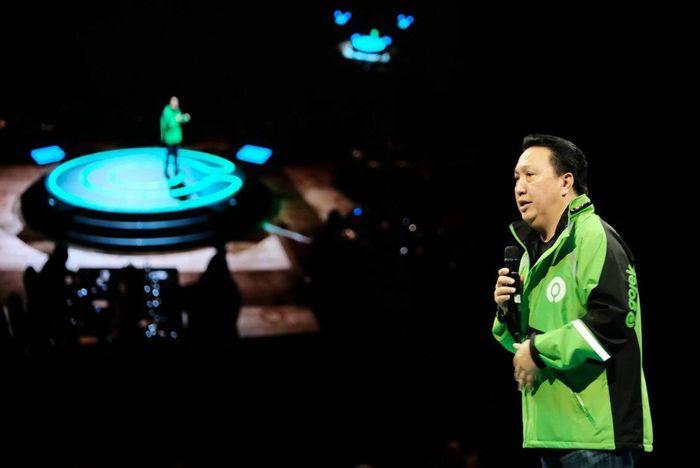 Bergabungnya Boy diharapkan dapat berkontribusi pada rencana Gojek memperkuat pangsa pasar di Asia Tenggara. Pool/Gojek.