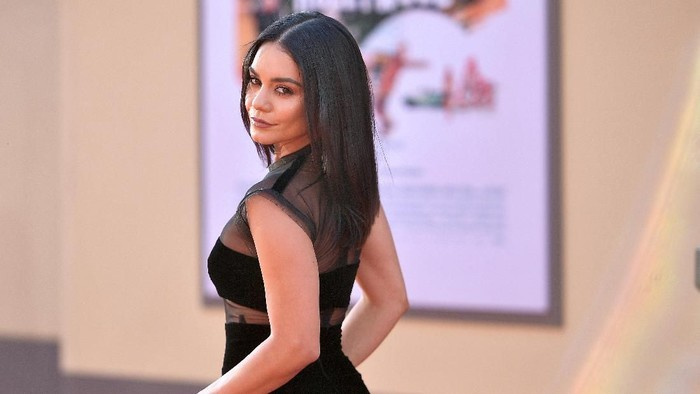 HOLLYWOOD, CALIFORNIA - JULY 22: Vanessa Hudgens attends Sony Pictures Once Upon A Time...In Hollywood Los Angeles Premiere on July 22, 2019 in Hollywood, California. (Photo by Matt Winkelmeyer/Getty Images)