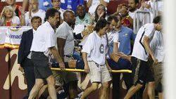 Cedera Parah, Marco Asensio Dilarikan ke RS dengan Ambulans
