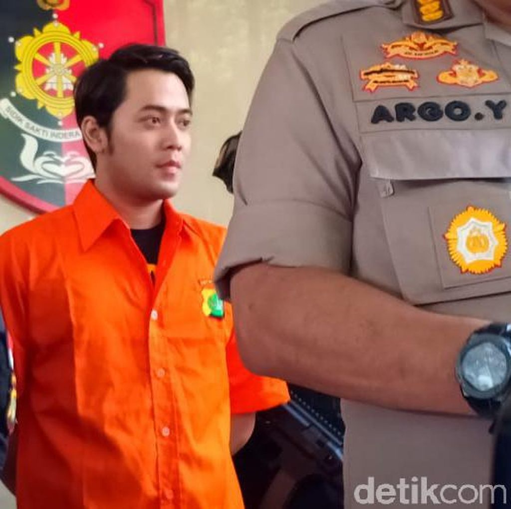 Ditetapkan Tersangka Kasus Penganiayaan, Kris Hatta Ditahan Polisi