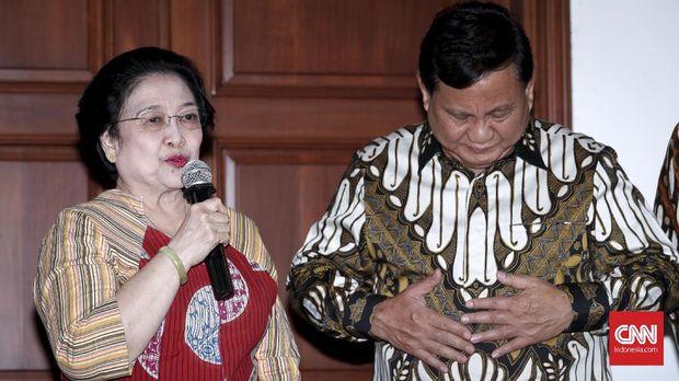 Mega-Prabowo Bertemu, Demokrat Kenang Politik Nasi Goreng SBY