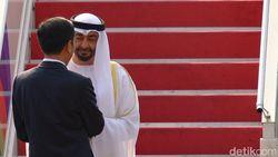 Menlu Ungkap Alasan Jokowi Sambut Putra Mahkota Abu Dhabi di Bandara