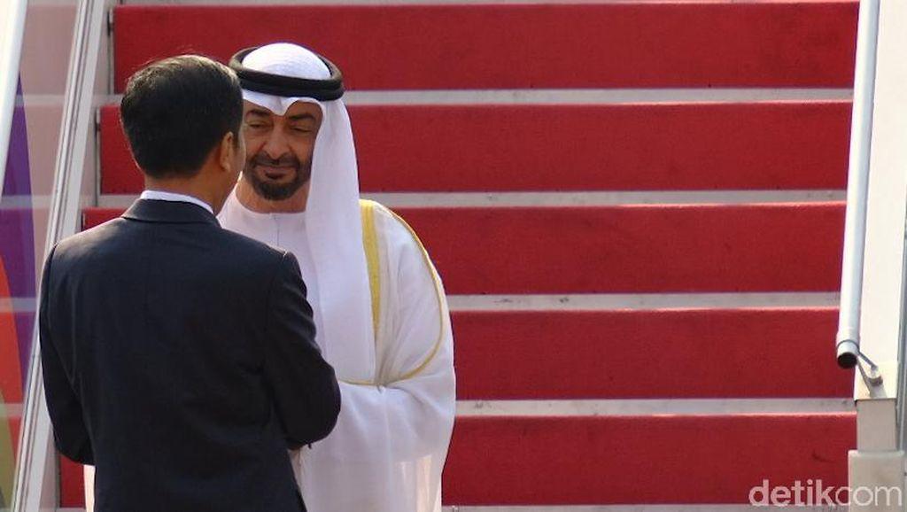 Ini Profil Putra Mahkota Abu Dhabi yang Bawa Proyek Rp 140 T ke RI