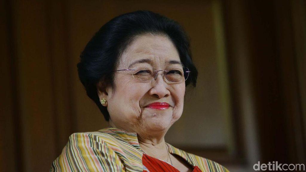 Megawati Klaim Partai Lain Heran Instruksi DPP PDIP Jalan Tegak Lurus