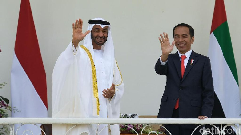 Indonesia dan UEA Jalin Kerja sama Kembangkan Pariwisata