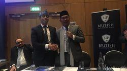 Di Manchester, Ridwan Kamil dan Korban Teroris Bicara Perdamaian