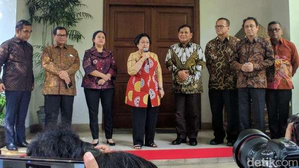 Waketum Gerindra Ungkap Keakraban Pertemuan Prabowo-Megawati