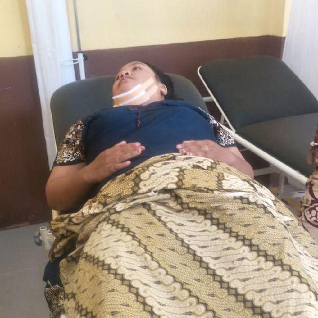 Dipicu Cemburu, Suami Tikam Istri di Serang