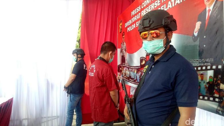 Sebelum Jadi Bandar Sabu Berharta Rp 8,4 M, Danil Kerja Sopir Truk