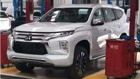 Mitsubishi Tak Buru-buru Bawa Pajero Sport Baru ke Indonesia