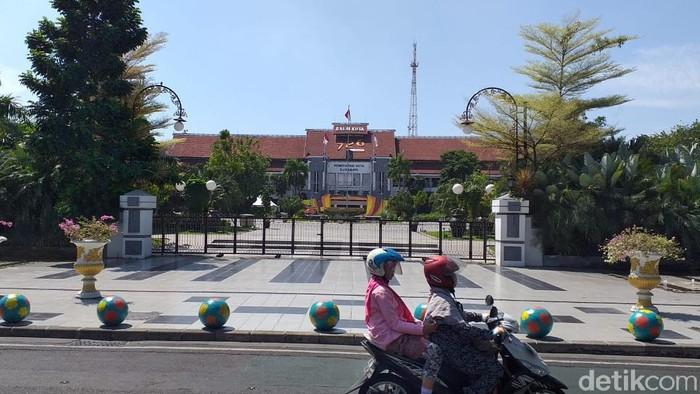 Balai Kota Surabaya/Foto: Amir Baihaqi