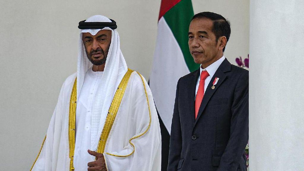 Jokowi Siapkan Proyek yang Ditawarkan ke Abu Dhabi dalam 60 Hari