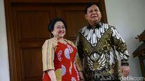 Mega-Prabowo Bertemu, PDIP: Ini Tradisi Demokrasi