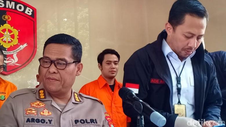 Pukul Artis FTV, Kris Hatta Ditetapkan Jadi Tersangka