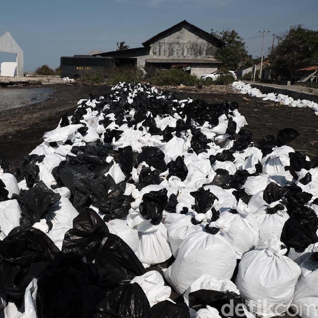 7 Desa Tercemar Tumpahan Minyak, Bupati Karawang: Layak Siaga Bencana
