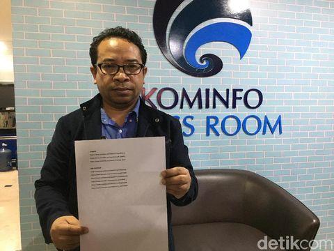Kominfo Suspend Tiga Konten di Akun YouTube Kimi Hime