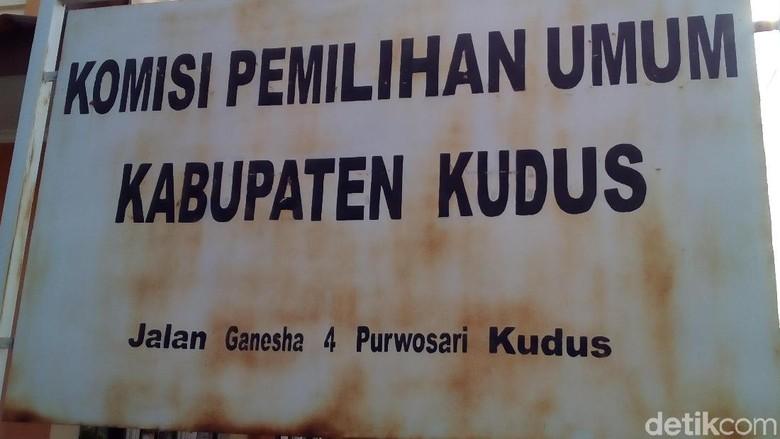 Terganjal Gugatan, KPU Kudus Tunda Penetapan Caleg Terpilih